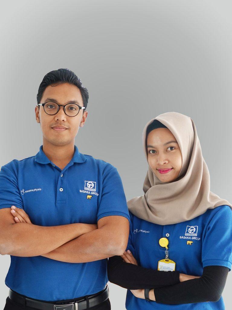 Fisioterapis Klinik Utama DR. Indrajana