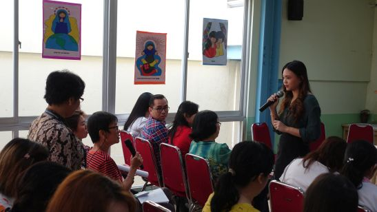 Health Talk Psikologi mengenai kepribadian anak