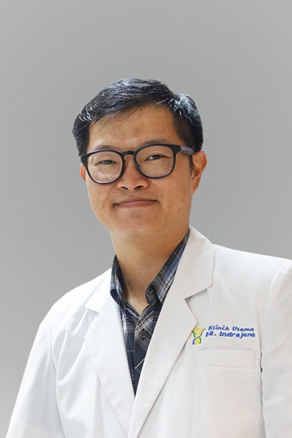 dr. Edward Faisal, Sp.PD