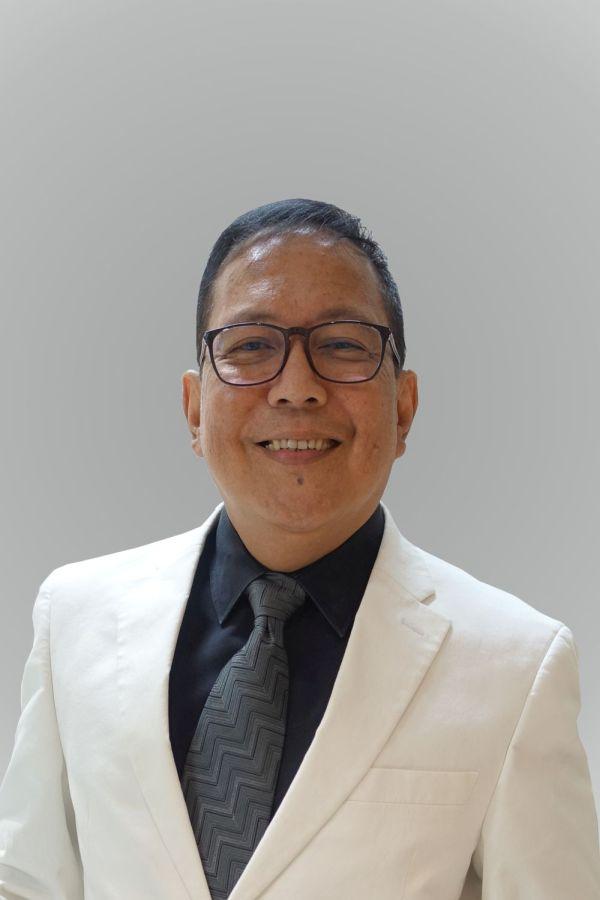 Dr. Roy Panusunan, Sp.PD-KEMD, FES