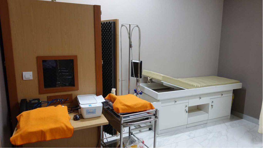 Audiometri Klinik Utama DR Indrajana 2