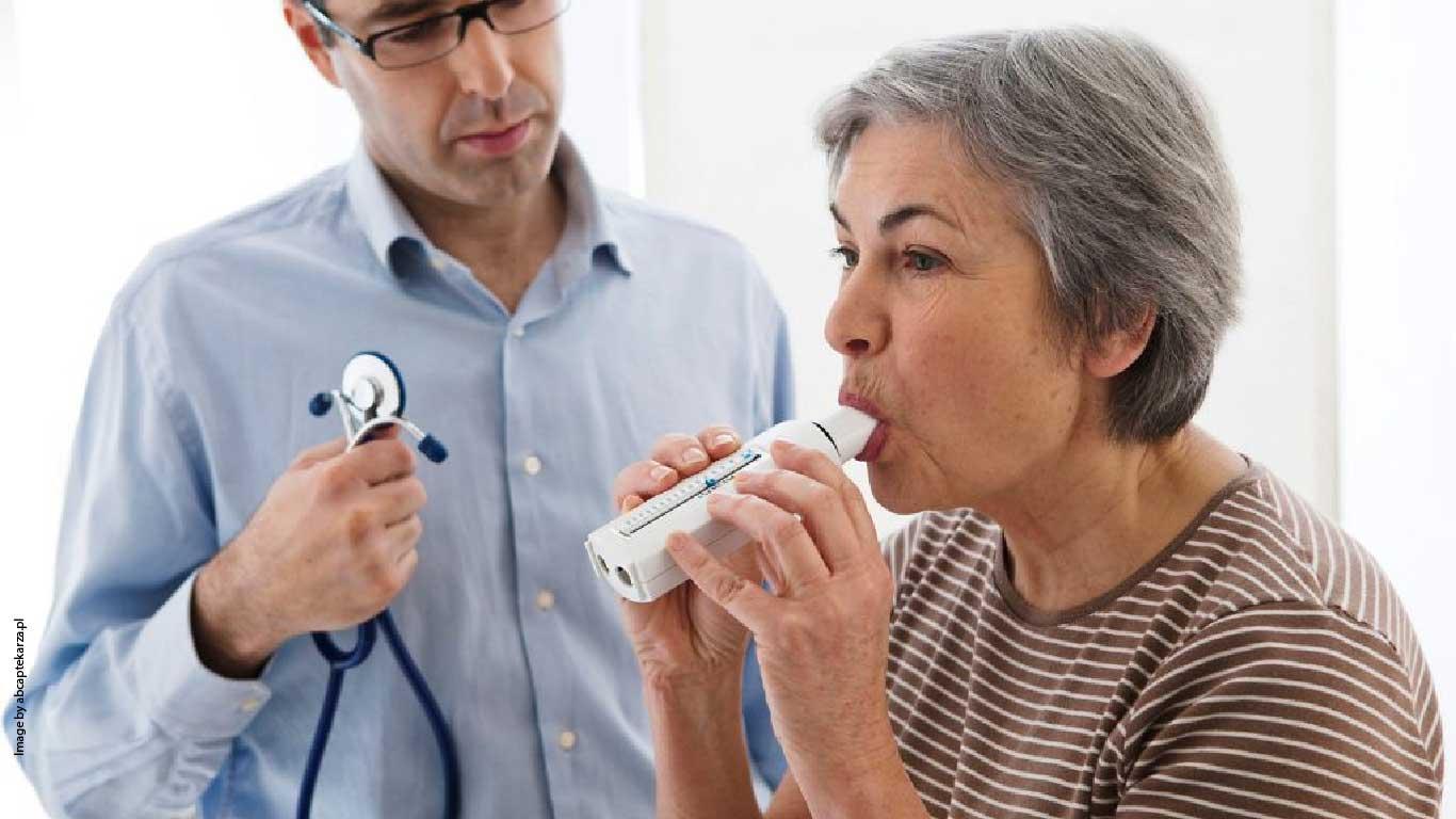 Spirometri Klinik Utama DR Indrajana 1
