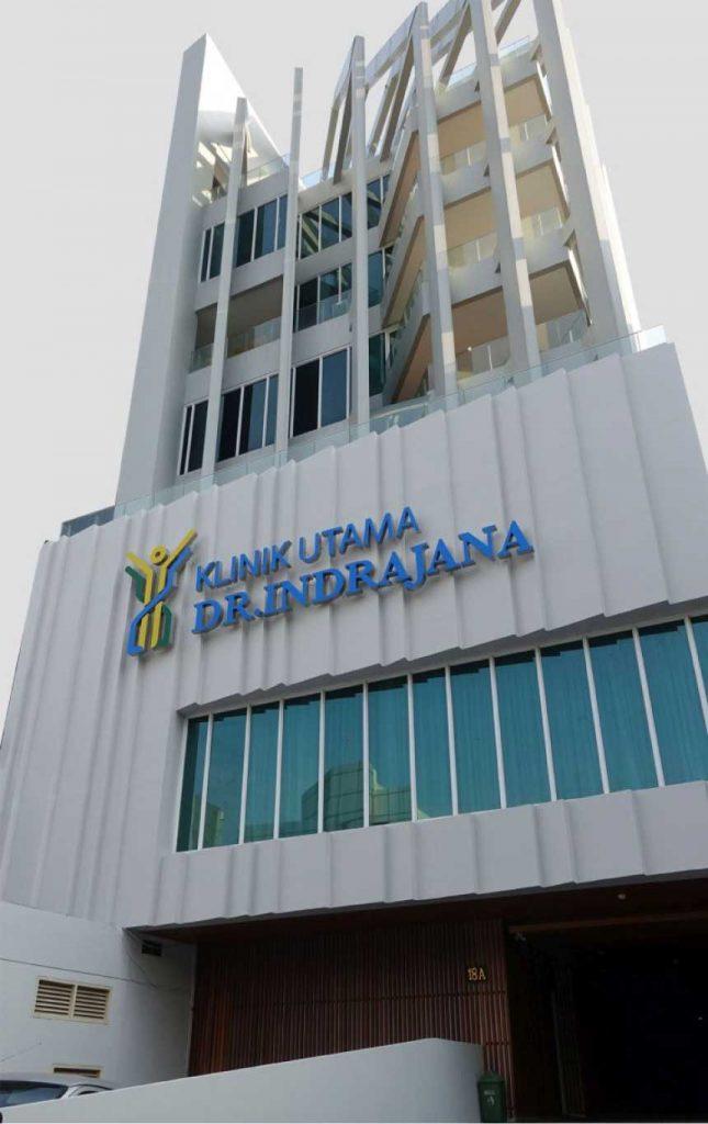 Gedung Klinik Utama DR Indrajana