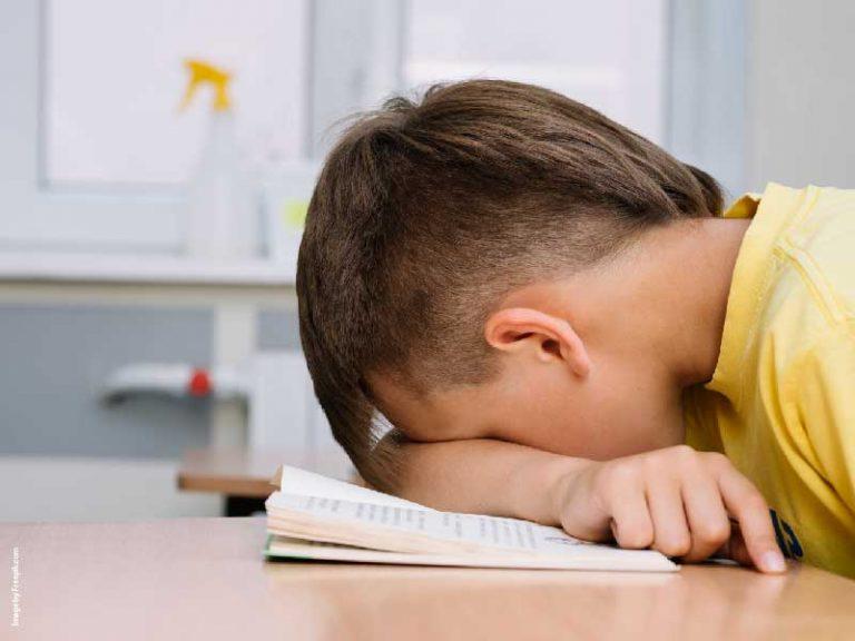 """Sulit konsentrasi dalam belajar dan sering """"memberontak"""""""