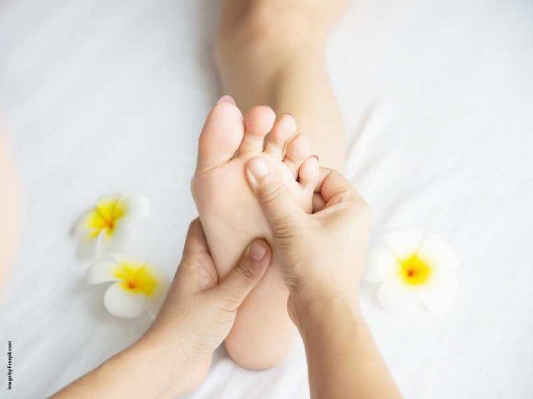 Spa kaki bagi penderita diabetes