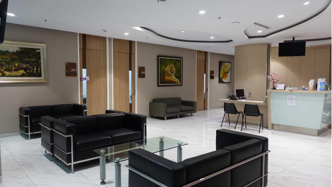 Poliklinik Klinik Utama DR Indrajana 1