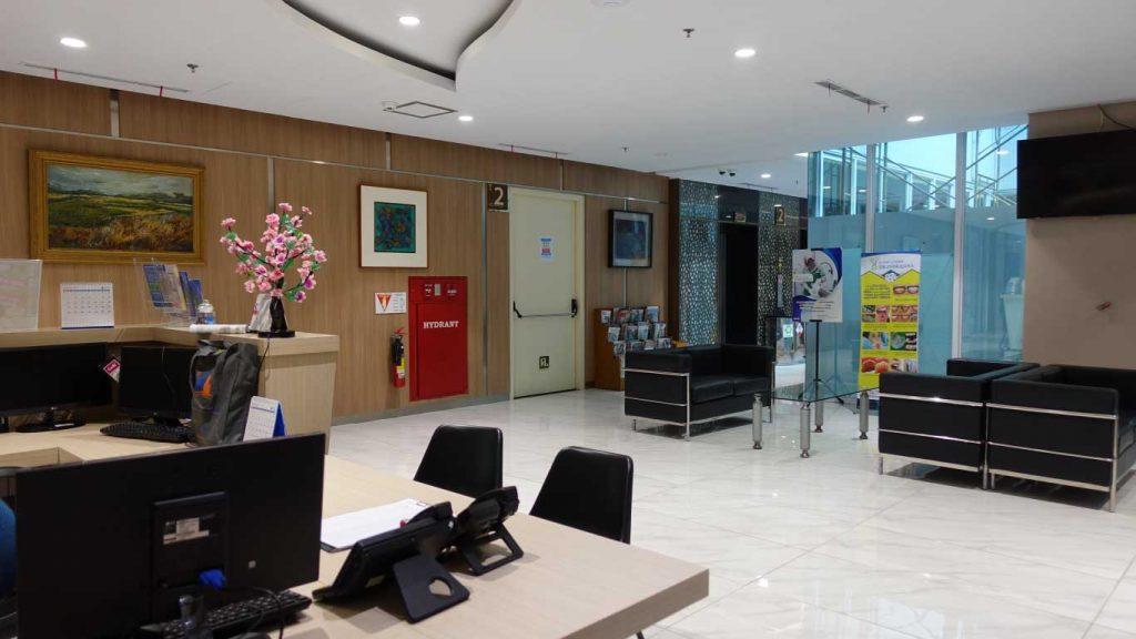 Poliklinik Klinik Utama DR Indrajana 3